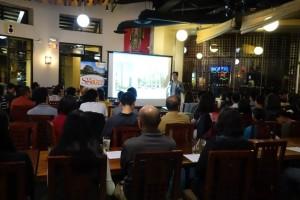 Dennis Goh, Overseas Singaporean Unit, Cupertino, Entrepreneur, start up business, business start up, SG Buzz