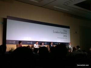 Asia Leaders Summit, Dennis Goh, entrepreneurship, start up business, business start up